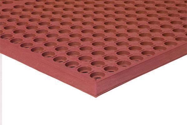 Grease Resistant Red